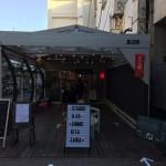 下北沢の名物たこ焼き店・大阪屋が移転・再オープンしていました